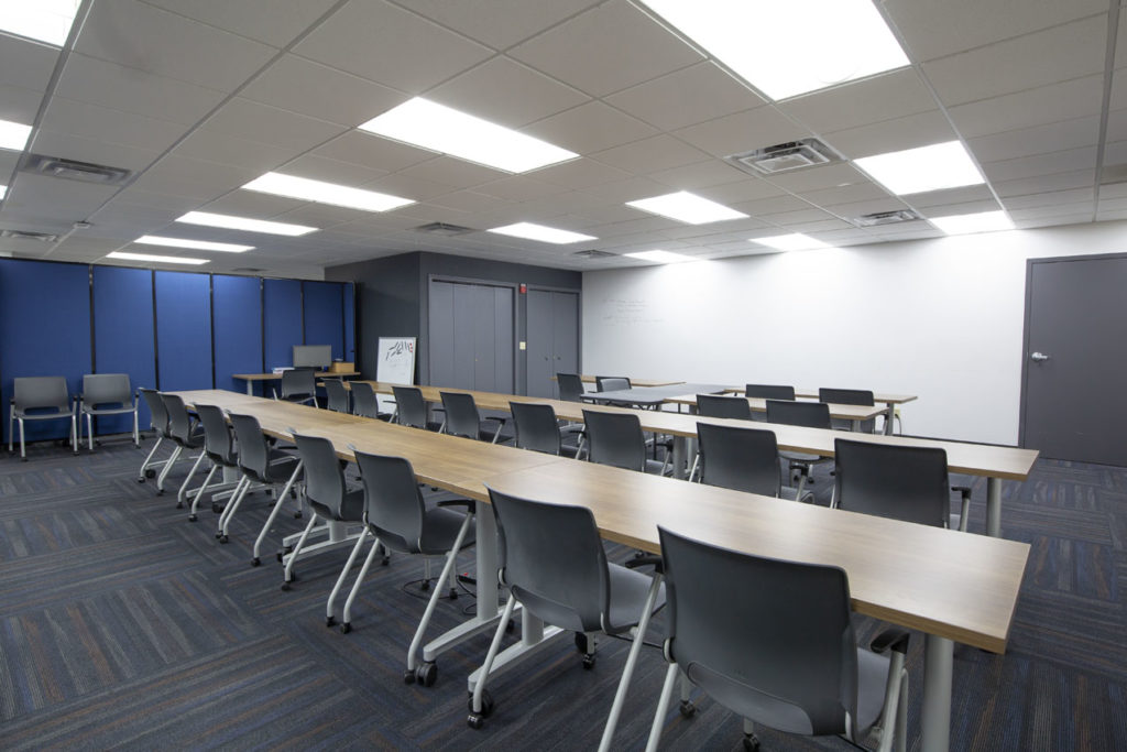 meeting room at Versa Design Surfaces