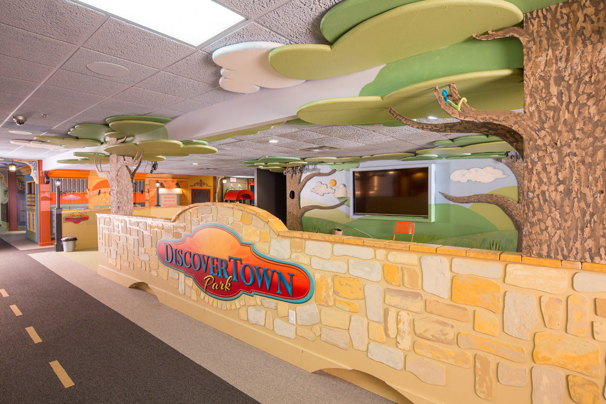 Northside Children's Wing